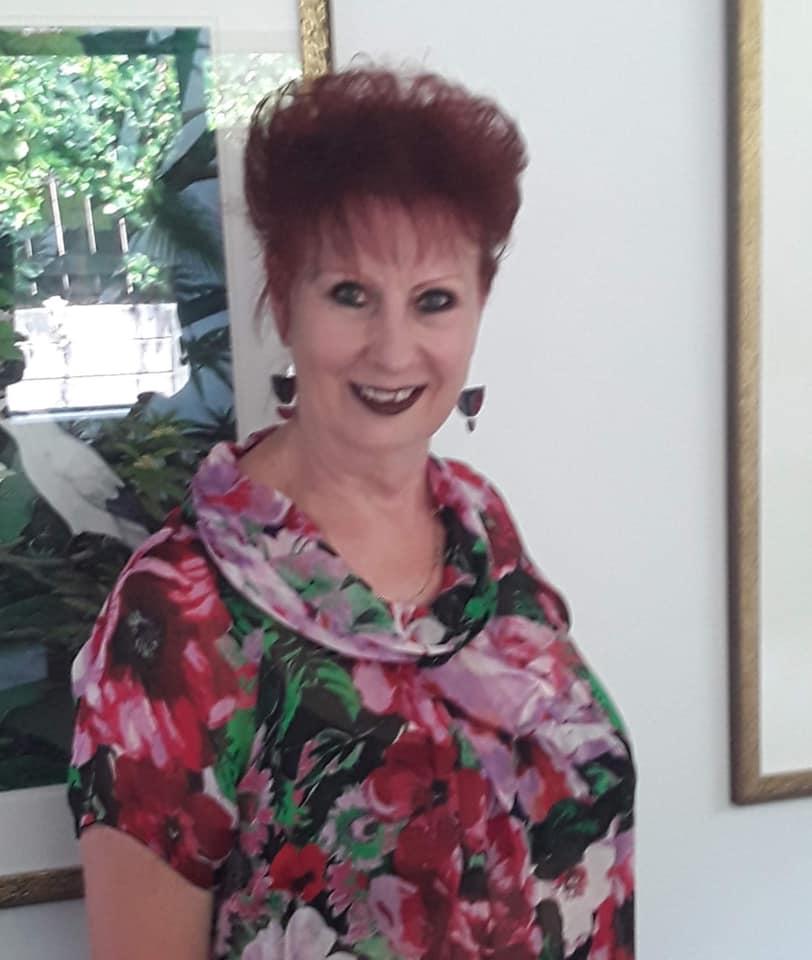 Tauranga artist Pamela Painter